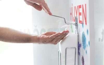 新型コロナウイルス感染拡大防止への取り組み
